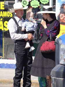A Mennonite Family in Mexico, © Adam Jones, Ph.D.