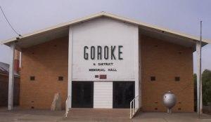Goroke_Town_hall